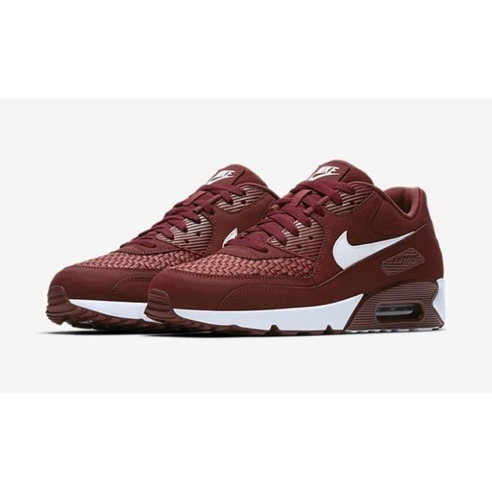 air Max 90 Ultra Rouge Homme,Nike Air Max 90 Ultra Essential rouge ...