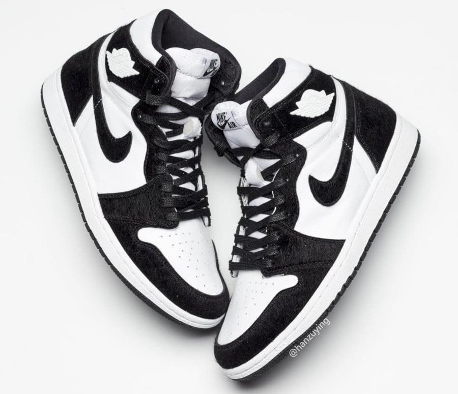 air jordan 1 noir et blanc