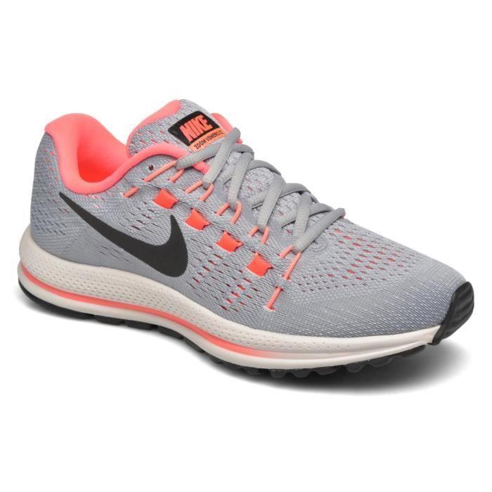air zoom vomero 12 femme gris et orange,Nike Air Zoom Vomero 12 W ...