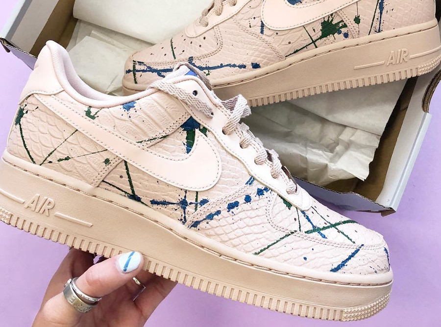 nike air force 1 femme chaussures