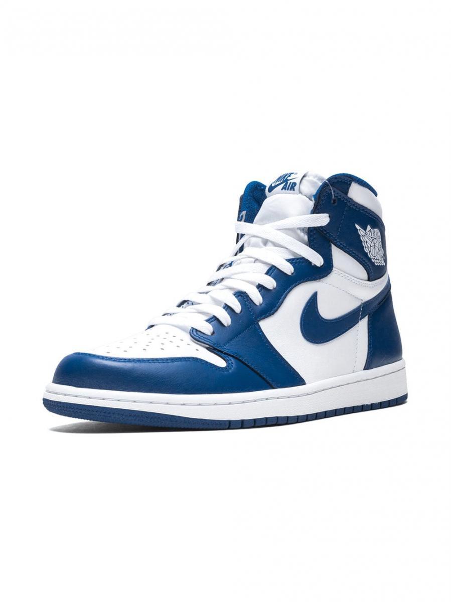 air jordan 1 homme bleu