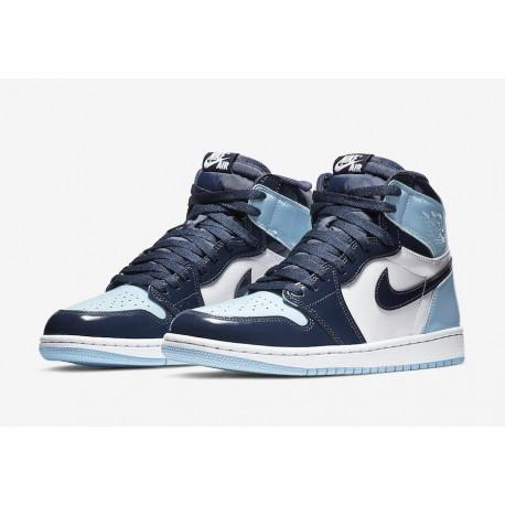 homme air jordan 1 retro noir et bleu,Basket Air Jordan 1 Retro ...