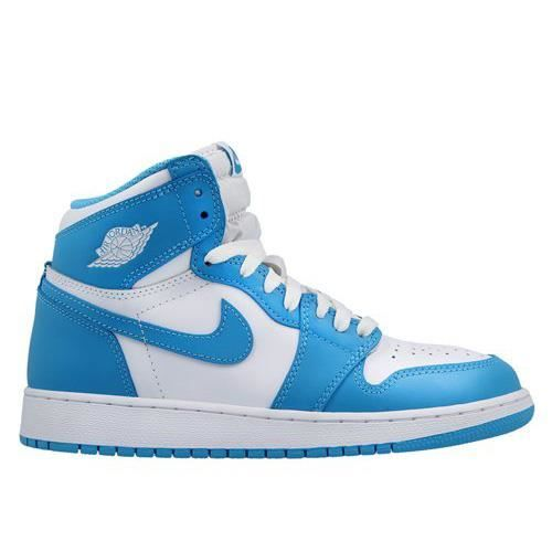 air jordan 1 retro high bleu