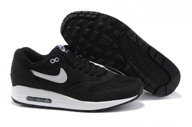 nike air max 1 noir et blanche homme,Homme Nike Air Max 1 Noir ...