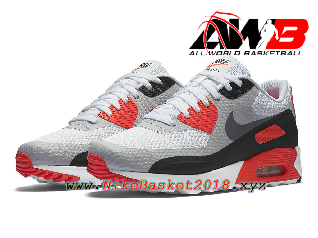 nike air max 90 rouge et gris pour homme,Nike AIR MAX 90 ESSENTIAL ...