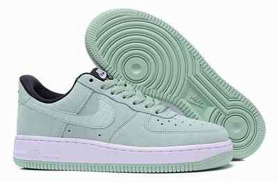 air force 1 verte femme